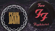 Pearl Jam VS Foo Fighters