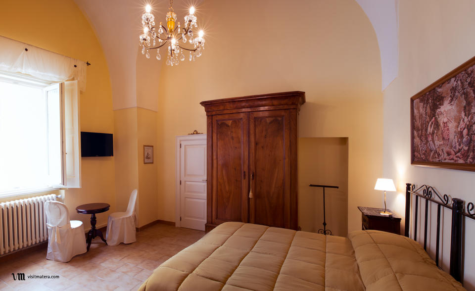 B&B La casa di Ele (Bed and Breakfast Matera): Superior Vivaldi La Notte