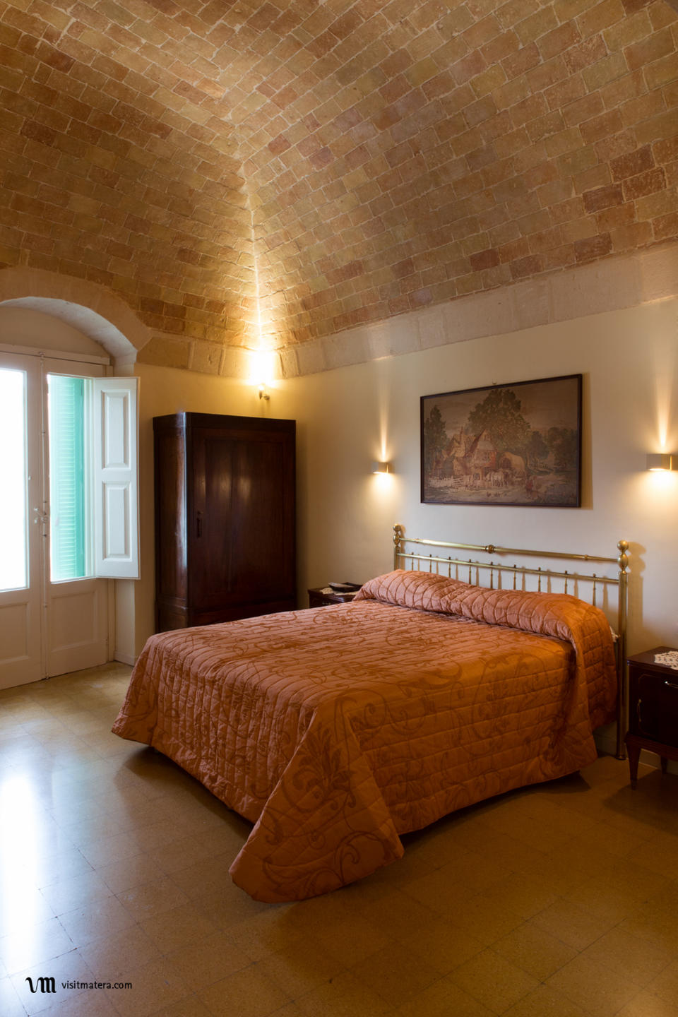 B&B La casa di Ele (Bed and Breakfast Matera): Junior Mozart suite