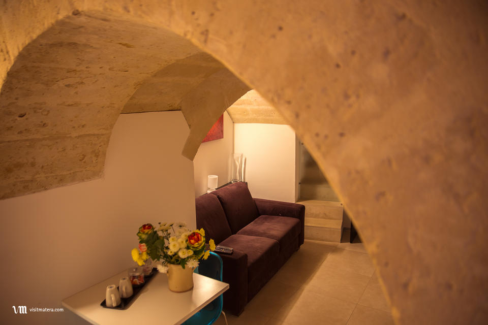 Residence San Giovanni Vecchio (Residence Matera): Suite