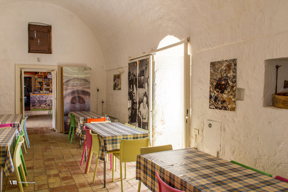 Jazzo Gattini (Site of historical and cultural interest Matera, Italy): interior
