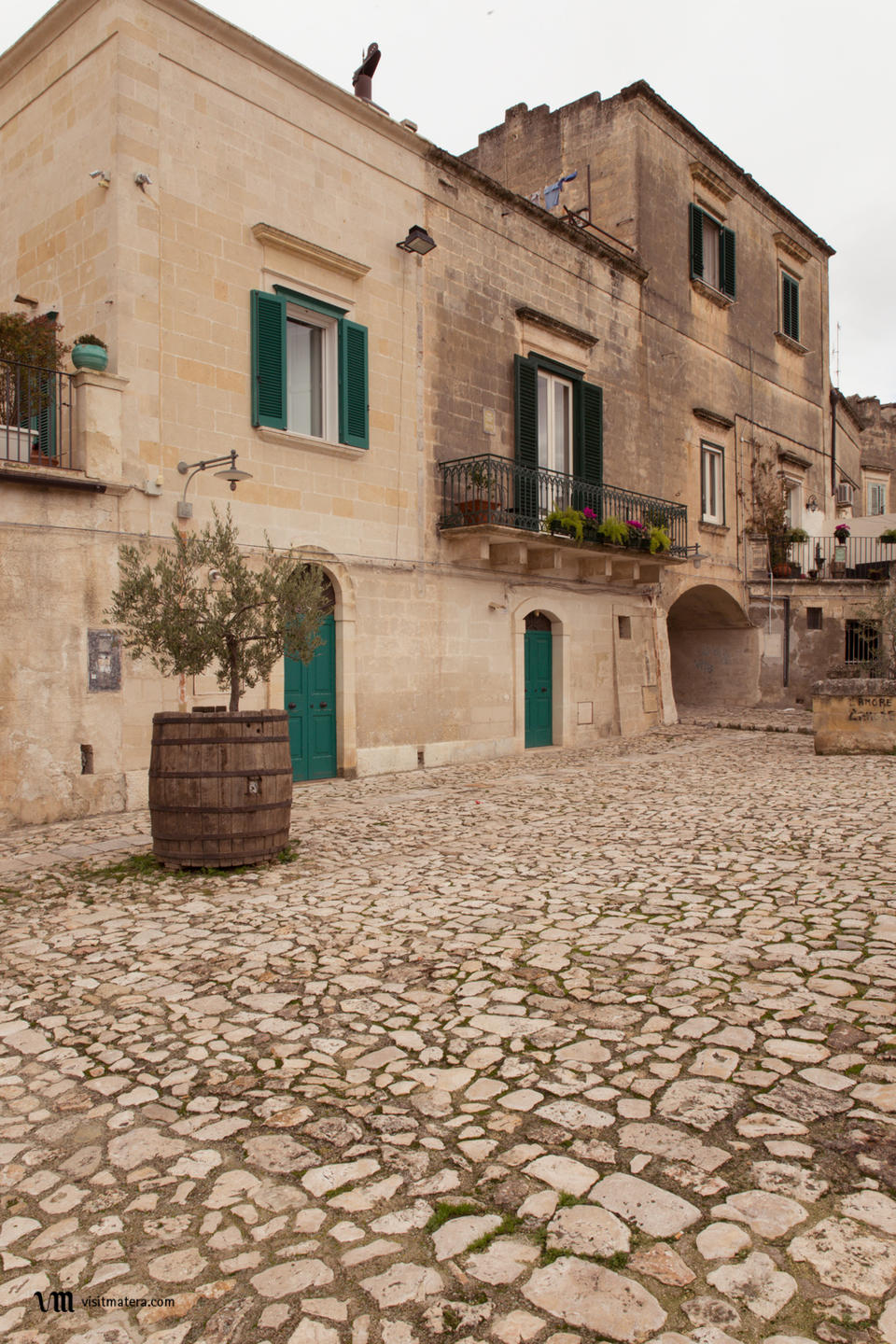 , B&B La casa di Ele (Bed and Breakfast Matera): via Rosario, dalla parte dei Sassi